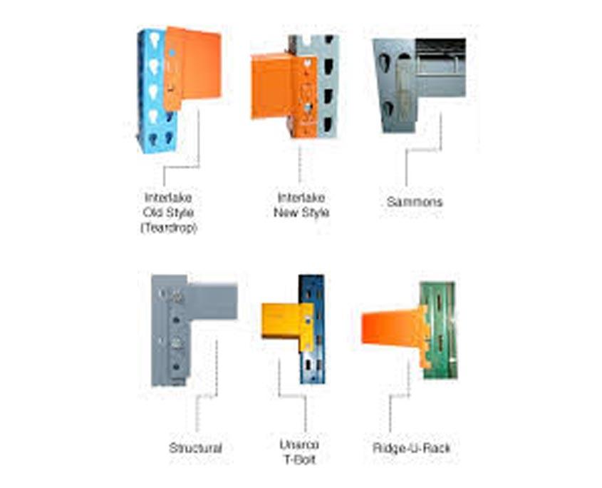 Image showing types of pallet racking